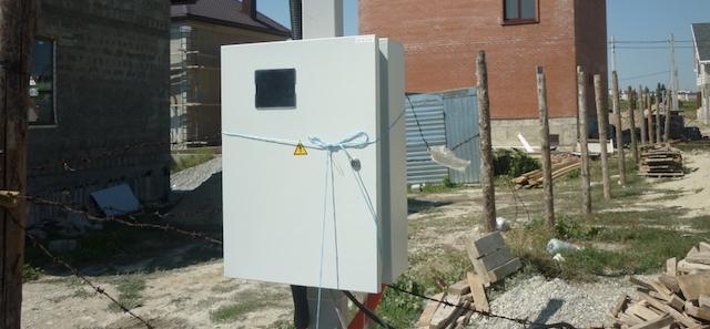 Цена провести свет на даче электроснабжение зданий с помощью газовых котельных